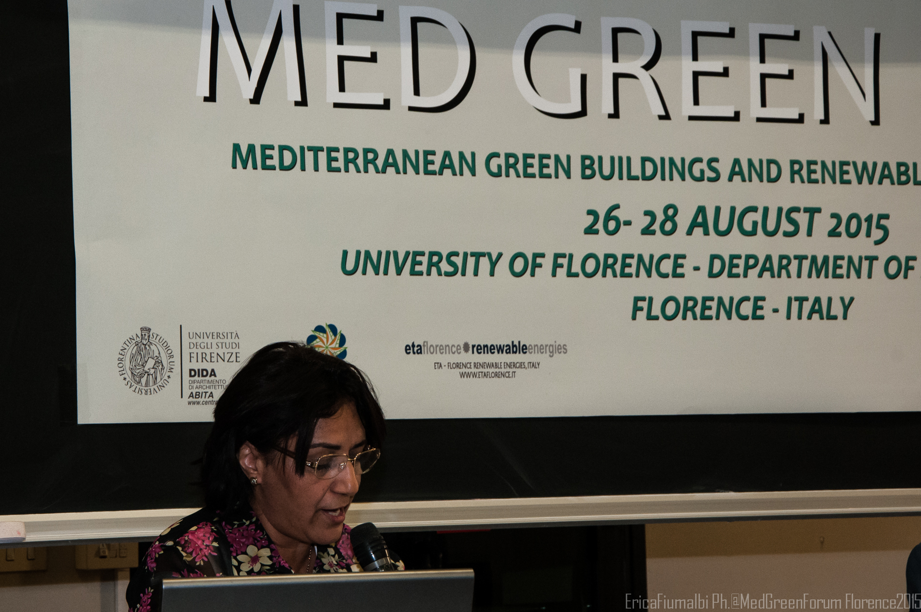 Dr. Aisha Bammoun, A. Director of Science, IESCO - Morroco